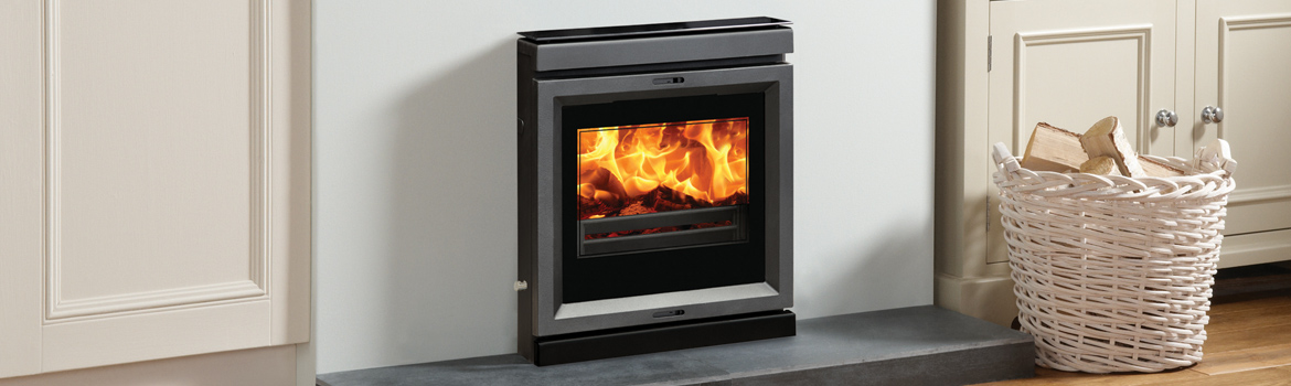 Built in log burners