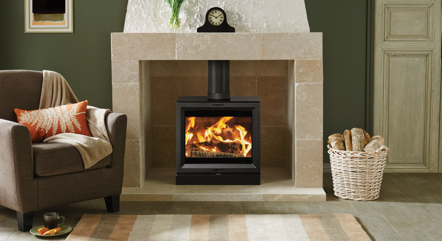 - Stovax View 8 Stove Review -