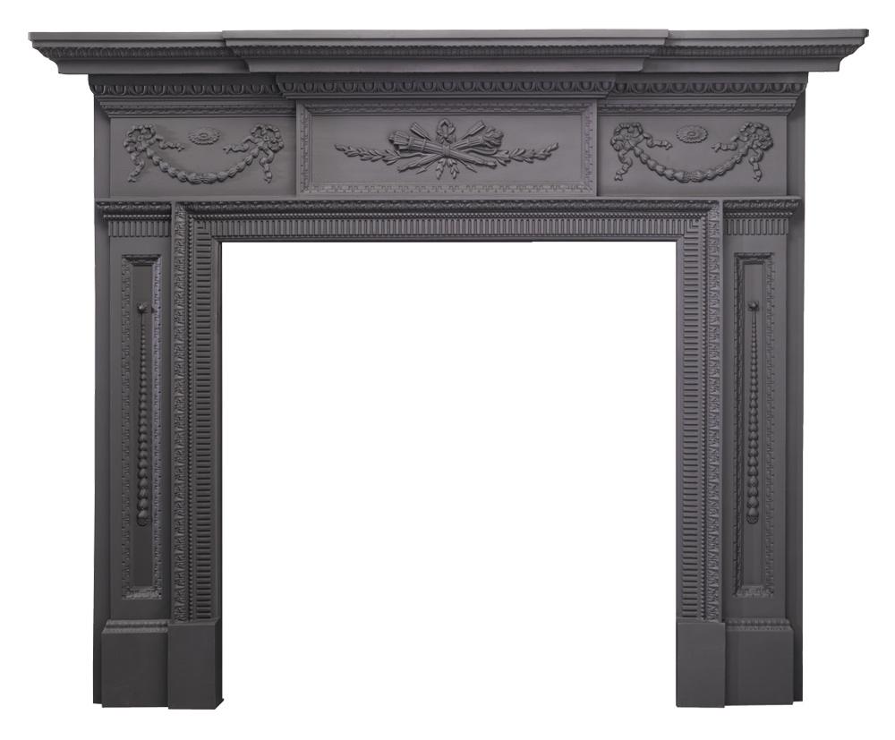 Cast Iron Fireplace Mantel Antique Marble Louis Xvi Style Fireplace Mantel