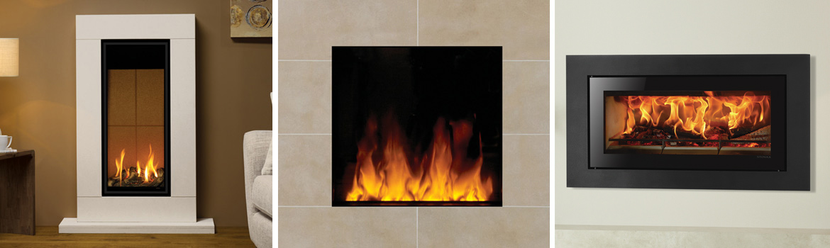 Contemporary fireplaces stovax gazco for 3 benefits of choosing modern electric fireplace